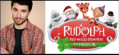 "McCoy Rigby Entertainment - Rudolph The Red-Nosed Reindeer Cast Announcement, November 4, 2015: Dino Nicandros as ""Boss Elf"""