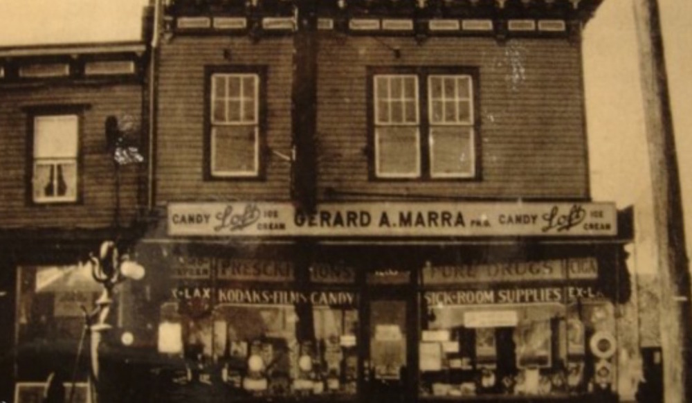 Marra Drug - Grandfather's Store