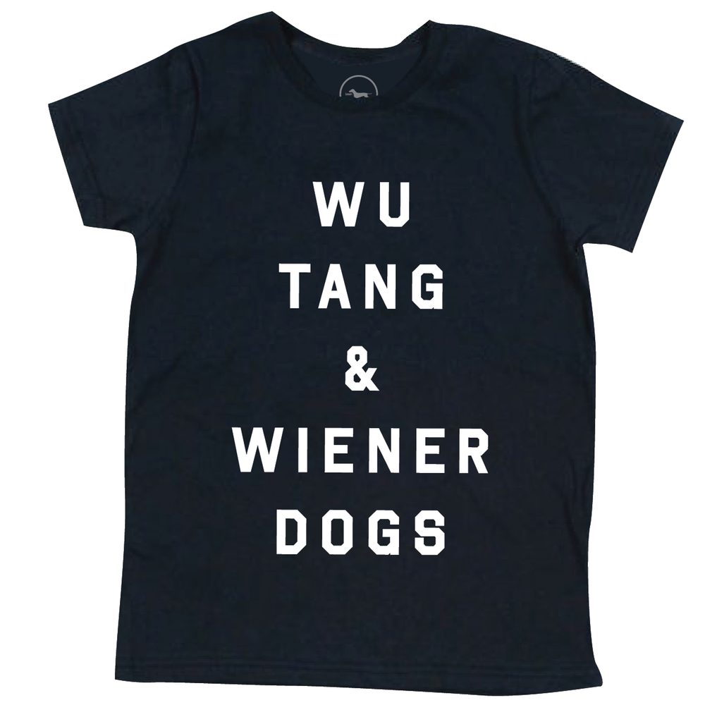 Bean Goods Wu-Tang And Wiener Dogs Tee, $37 copy.png