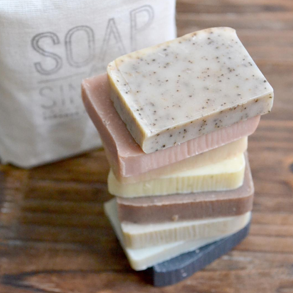 Soap for Sinners