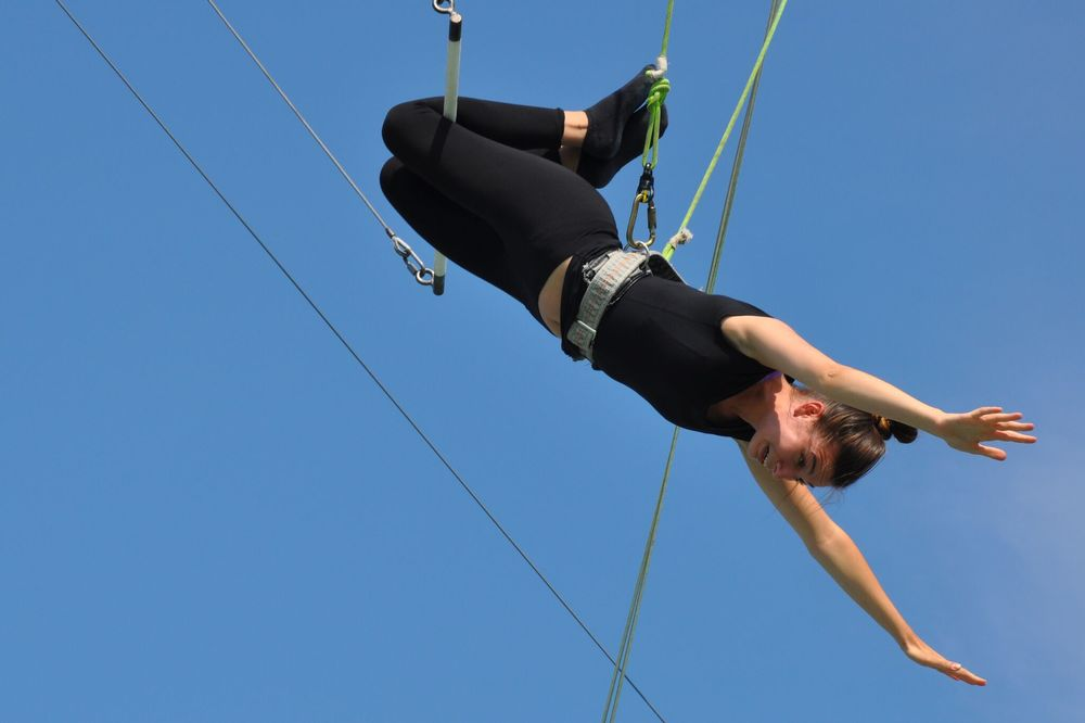 Trapeze School of New York