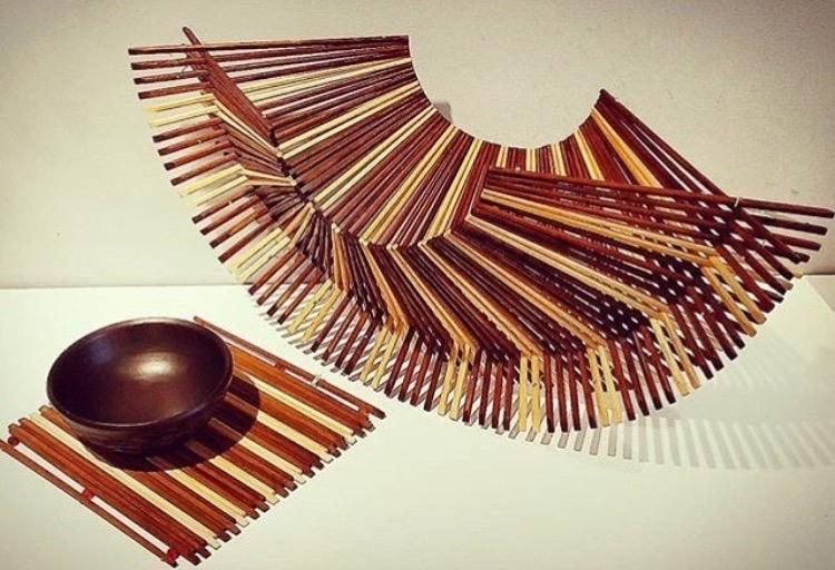 Chopstick Art