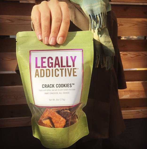 Legally Addictive Foods