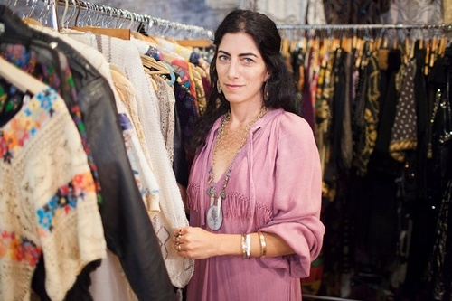 Vintage Stores NYC: Artists & Fleas Co-Founder Amy Abrams Talks Vintage Shopping, Travel, More