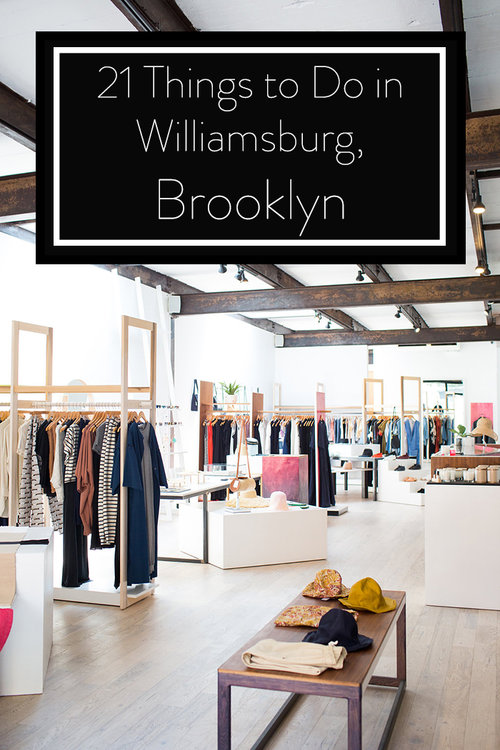 Sustainable Things to do on Your Visit to Williamsburg Brooklyn