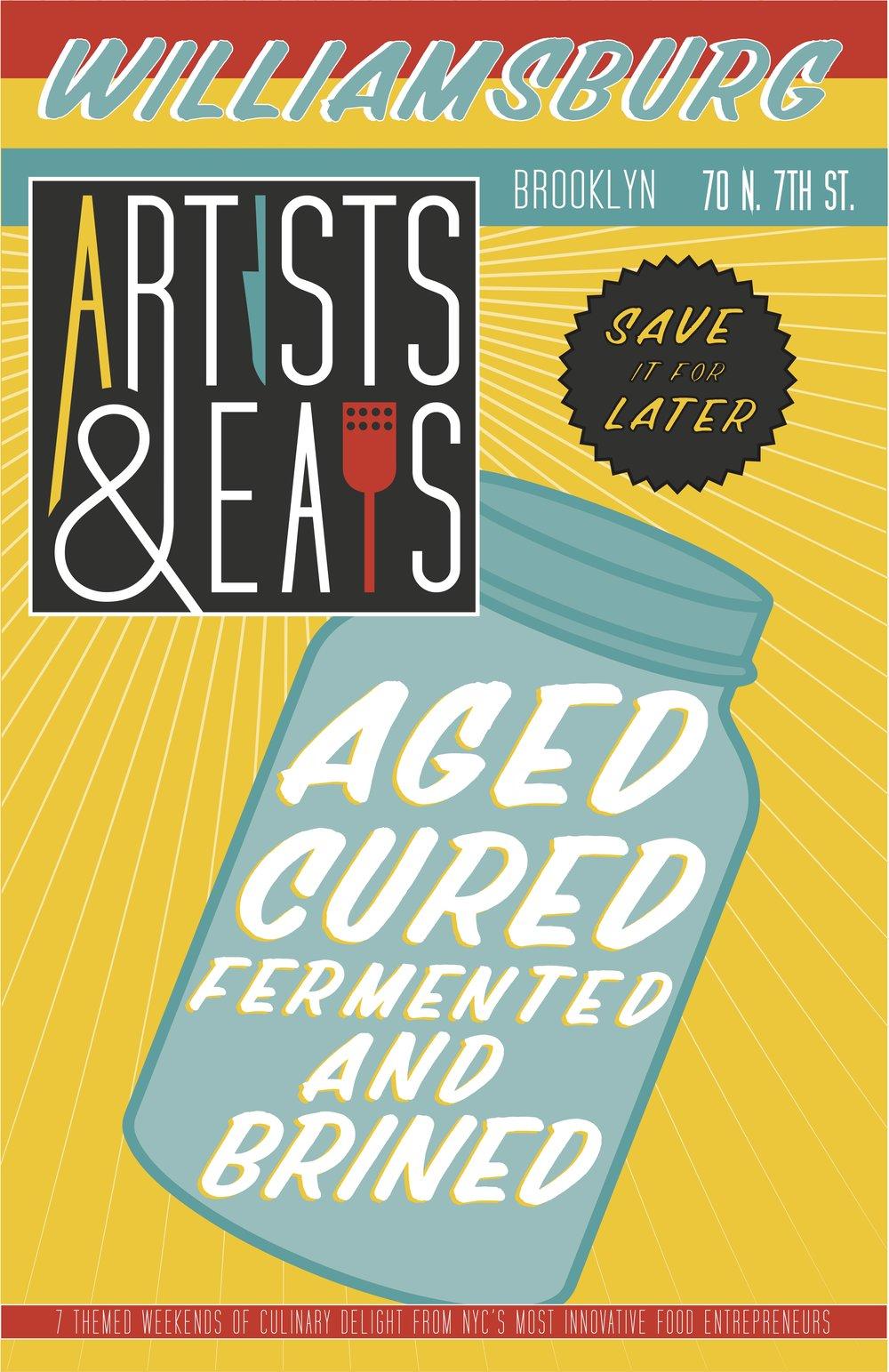 Artists & Eats