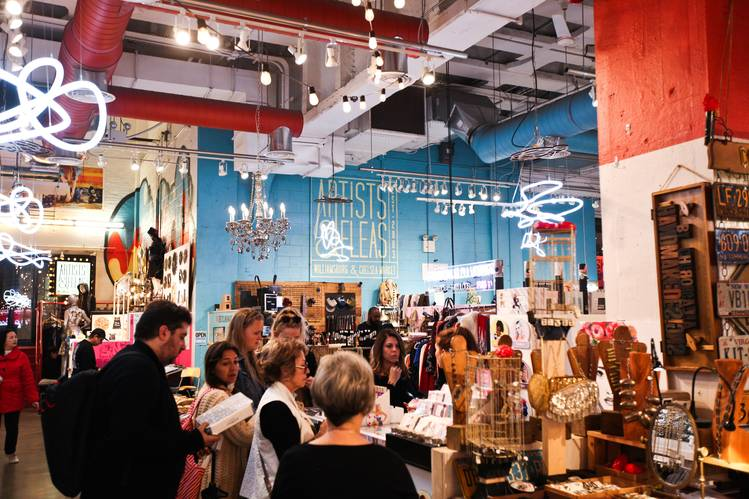 Pop-Ups, Markets Generate Big Bucks for Retailers