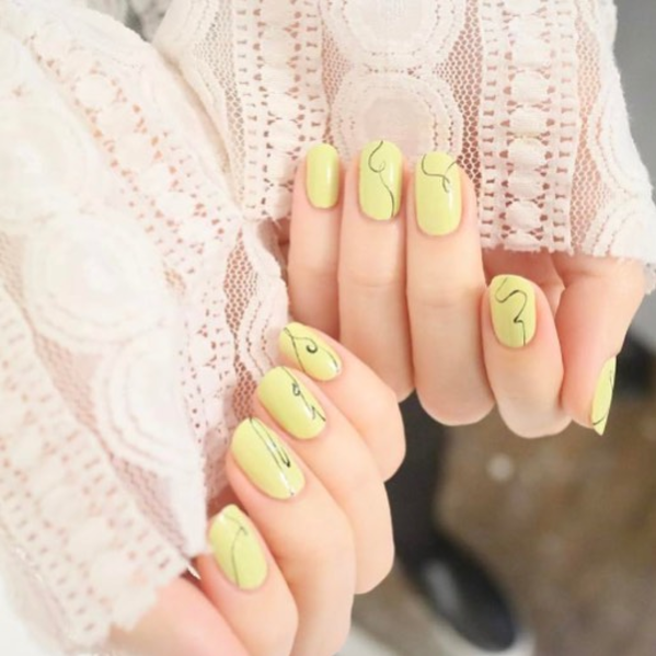 Paint Bucket Nails