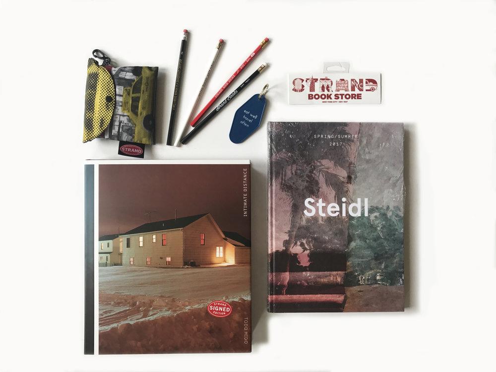 Strand Book Hookup