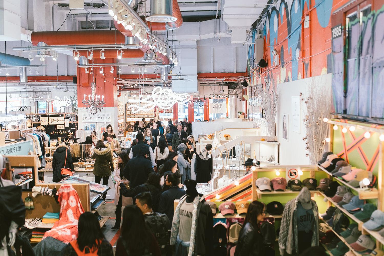 2019 New York Winter Chelsea Market