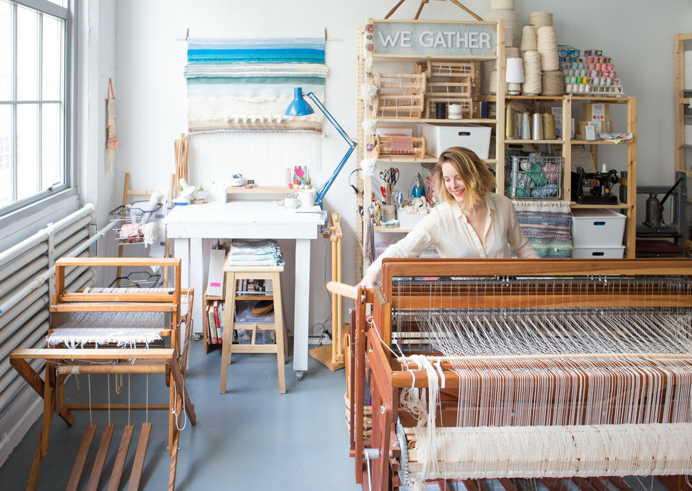 WEGATHERStudio_WhitneyCrutchfield_Weaving.JPG