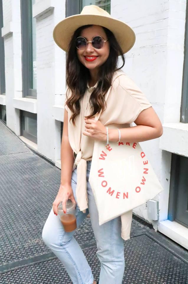 Lisa Rosado We Are Women Owned