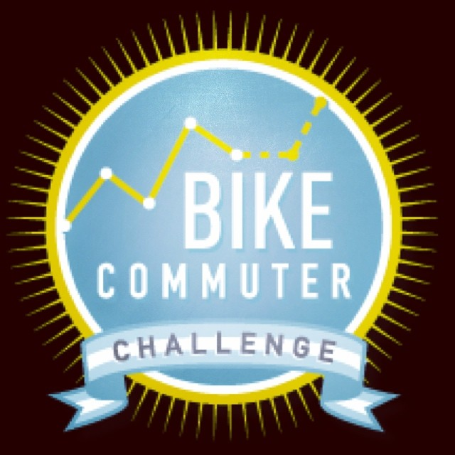 Today is the first day of the Bike Commuter Challenge! Join your teams today on bikecommuterchallenge.org June 13-20
