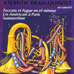 Recordings — Atlantic Brass Quintet