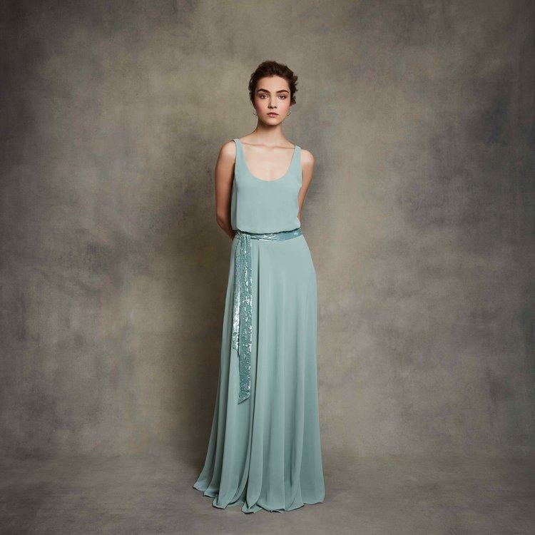 Ellis - Sequined sash collection