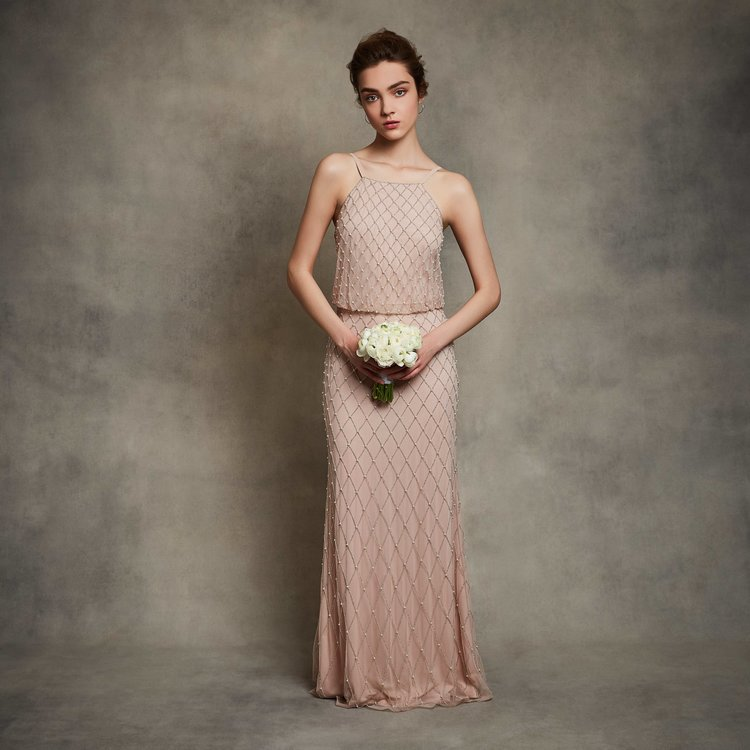Kyla - Fully beaded collection