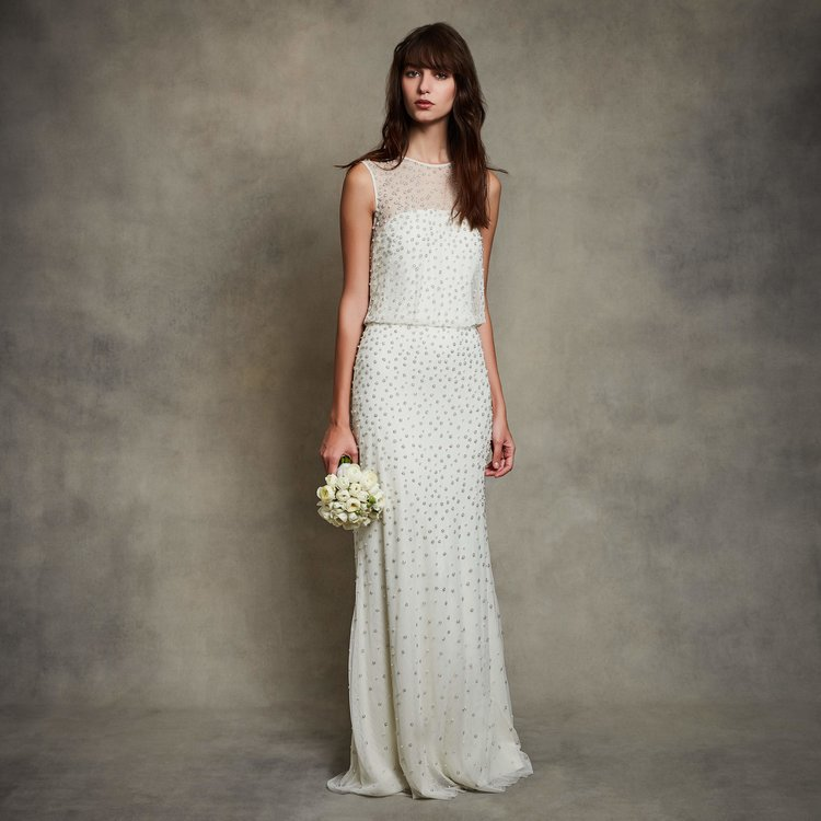 Emma - Fully beaded collection