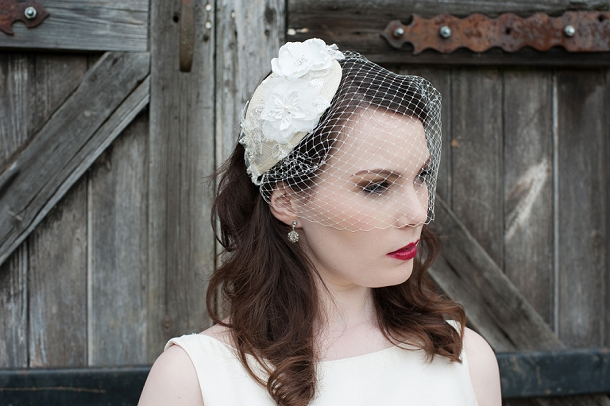 Birdcage with hat by Aisling Designs