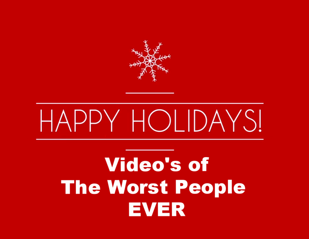 Best And Worst Black Friday Riots of Holiday Spirit