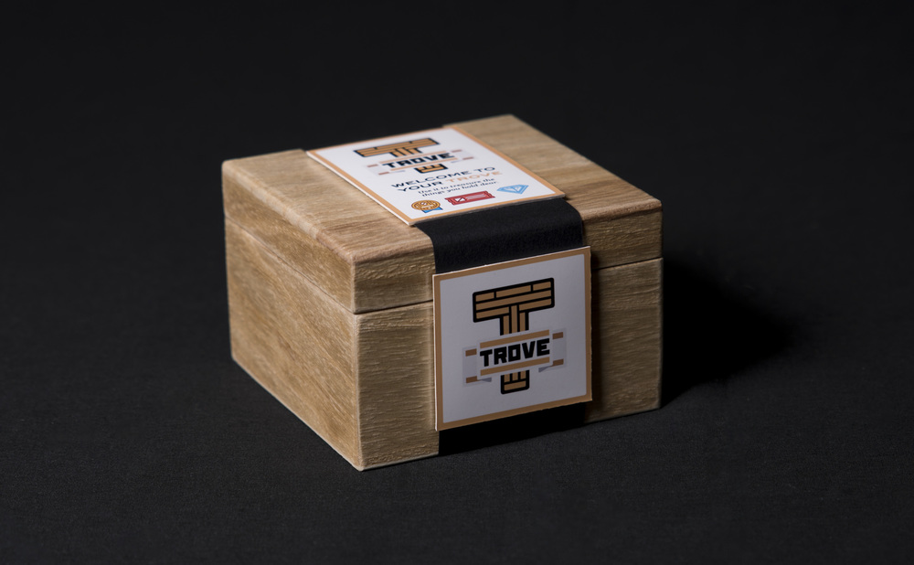 Final Packaging: Smaller Trove