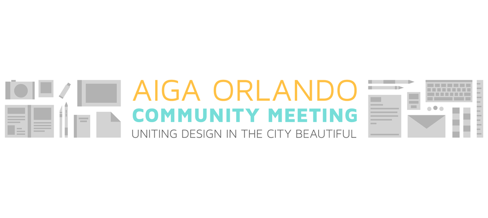 First Community Meeting Banner