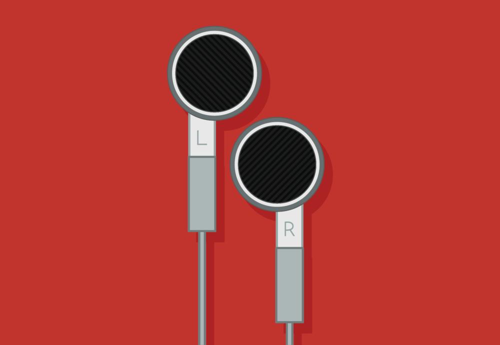 Original iPhone Earbuds