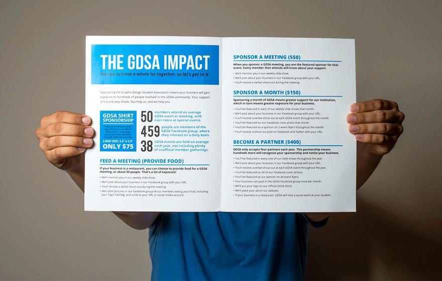 GDSA Sponsorship Opportunity