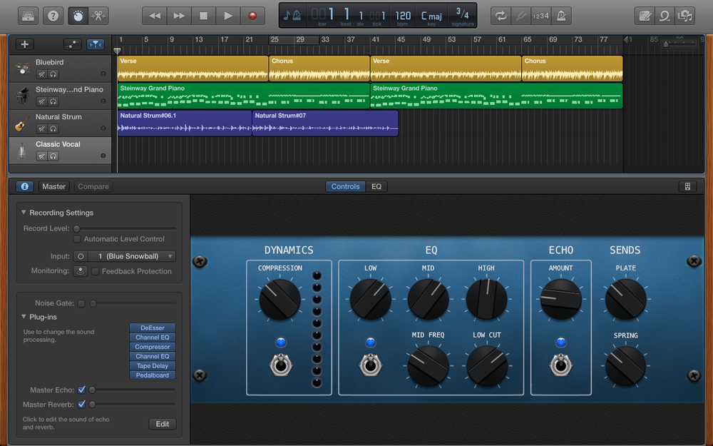 Audio Effect Plug-ins