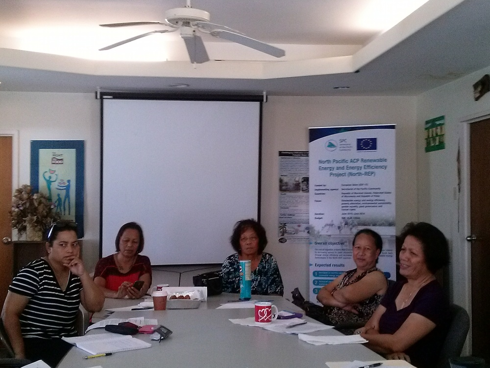 Preparatory Donor Meeting: Consultation with Women Group