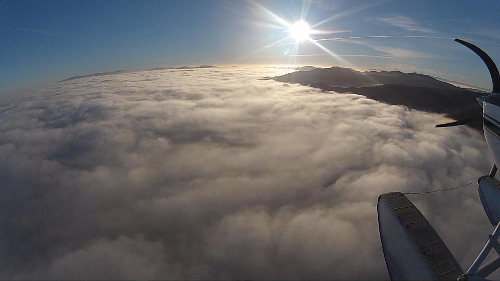 Sunday Morning Seaplane