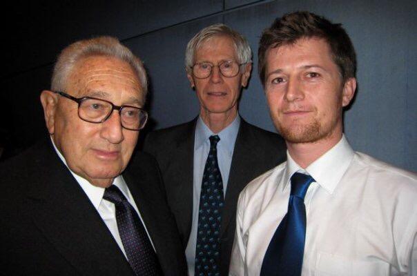 Henry Kissinger, Orville Schell, Ole Schell
