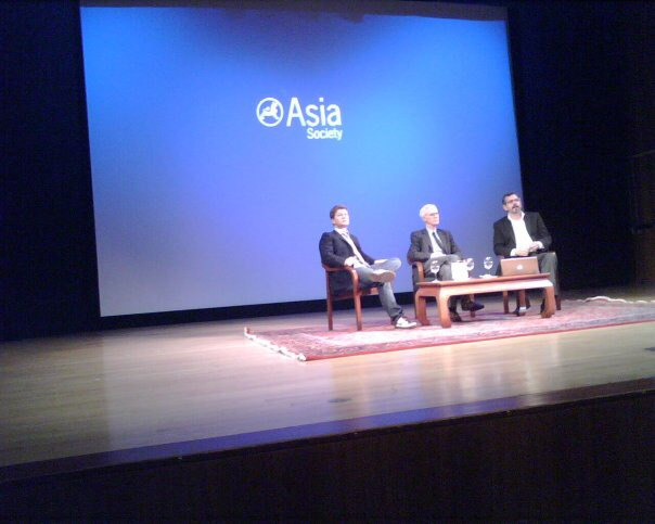 Win in China at the Asia Society
