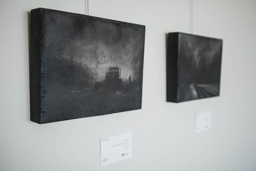 """Dust"" Installation View"
