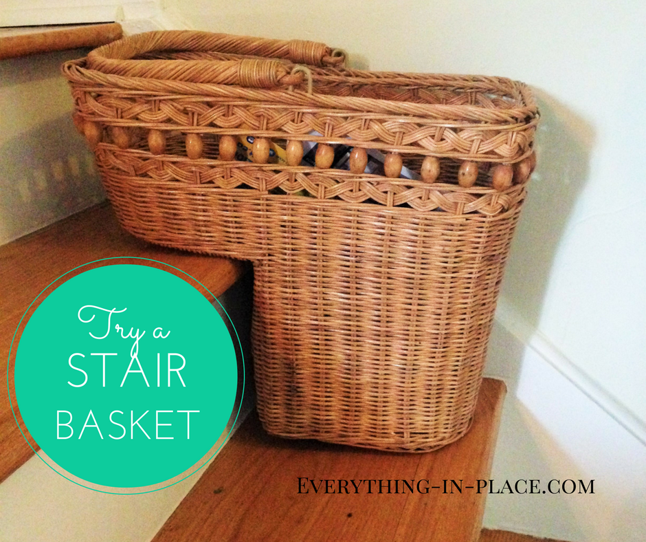 stair-basket