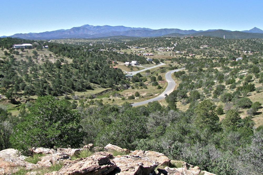 Capitan, New Mexico