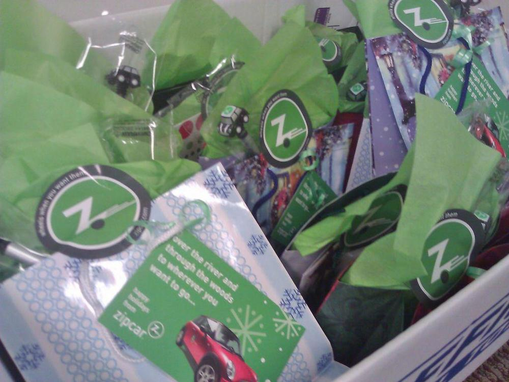 Zipcar Presents