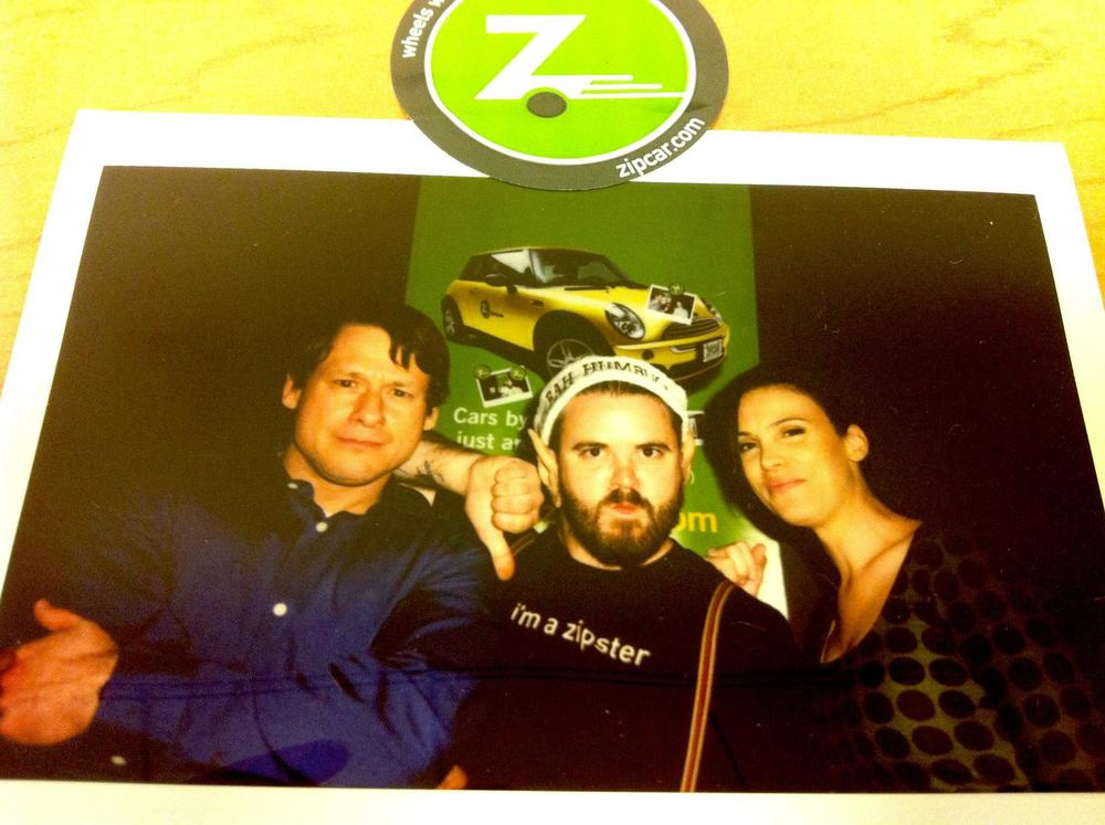 Photo Credit: Zipcar