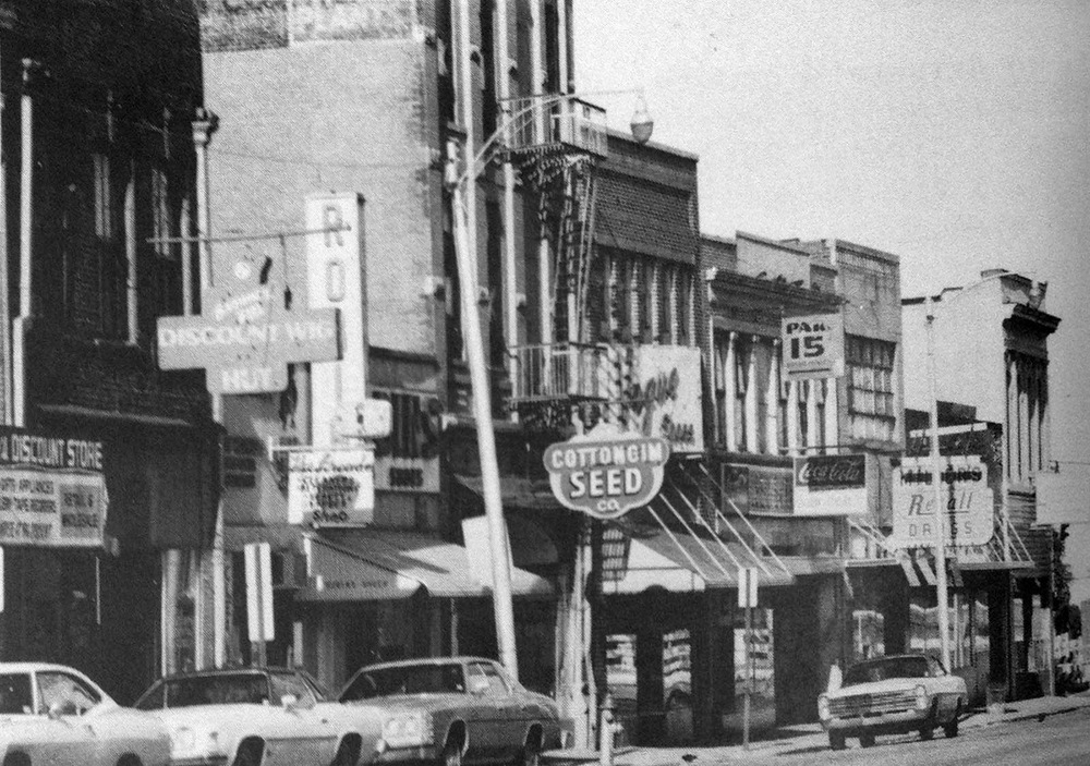 Broad Street c. 1978