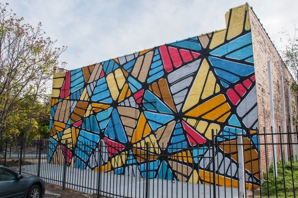 "Streets: ""Elevate South Broad Mural Projects"""
