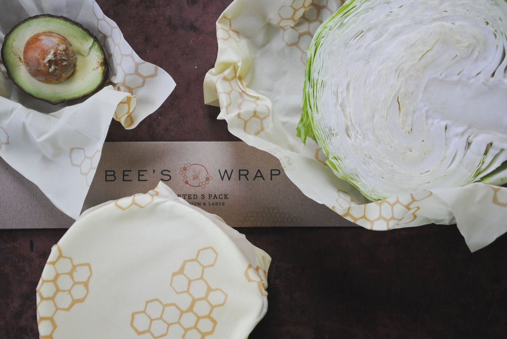 Bee's Wrap Sustainable Reusable Food Storage