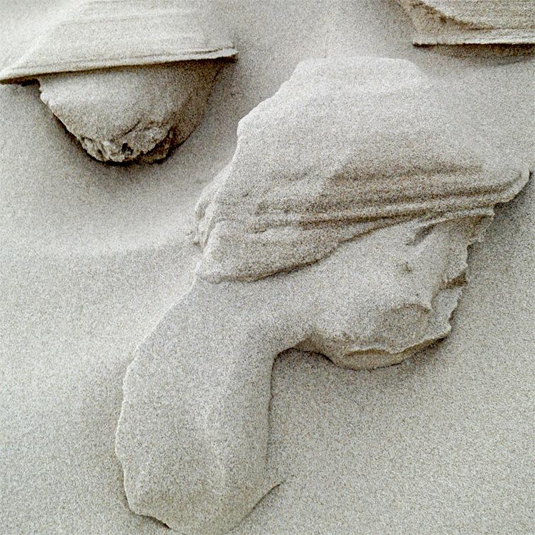 ZANDSTRUCTUREN - SAND STRUCTURES