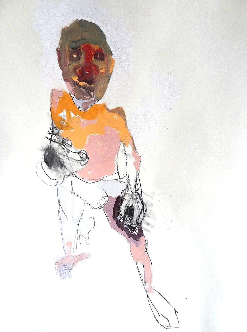 moss head, 2017