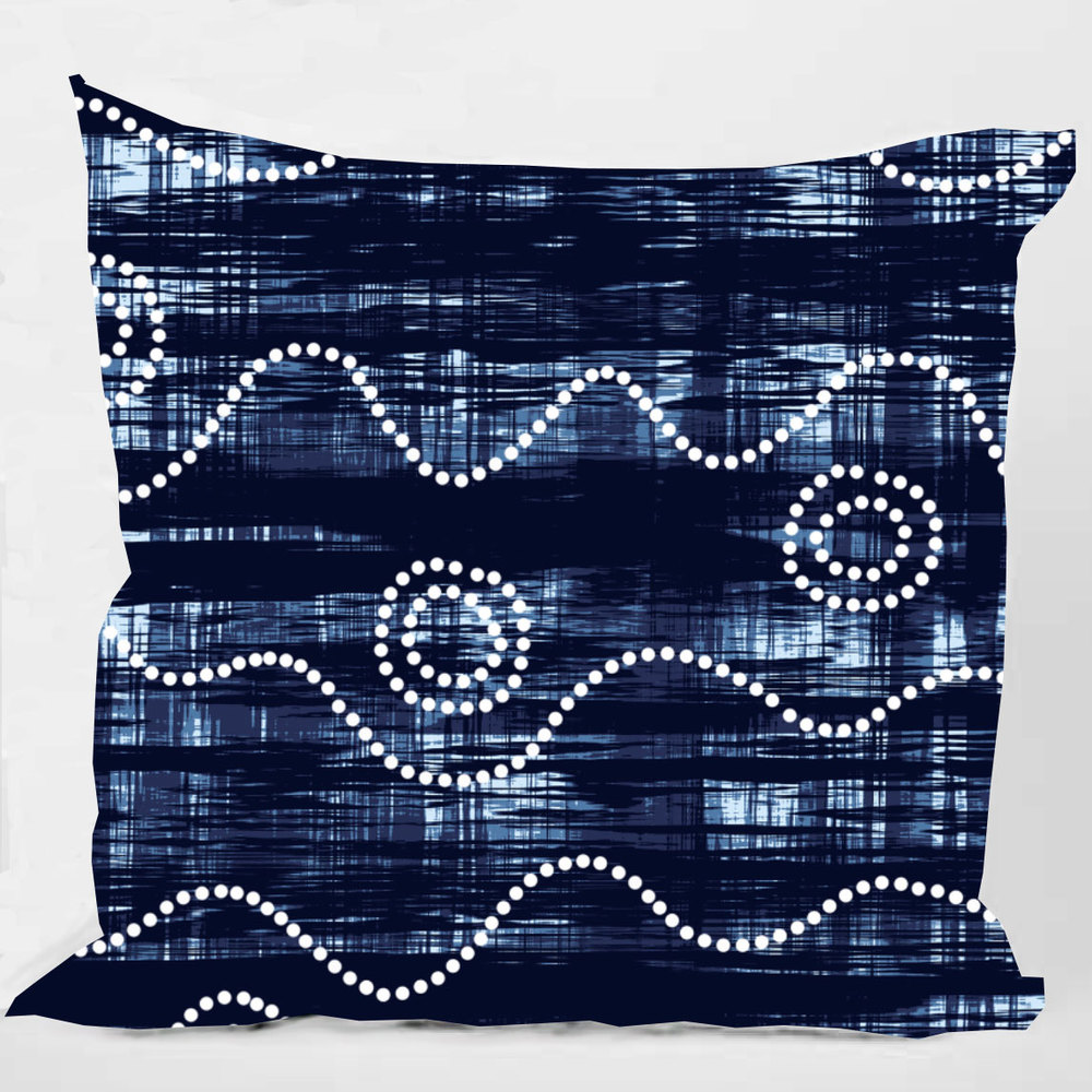 carlyn-clark-water-rays-pillow