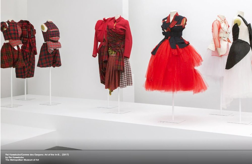 Rei Kawakubo/Comme des Garçons: Art of the In-B...  (2017)   by Rei Kawakubo The Metropolitan Museum of Art