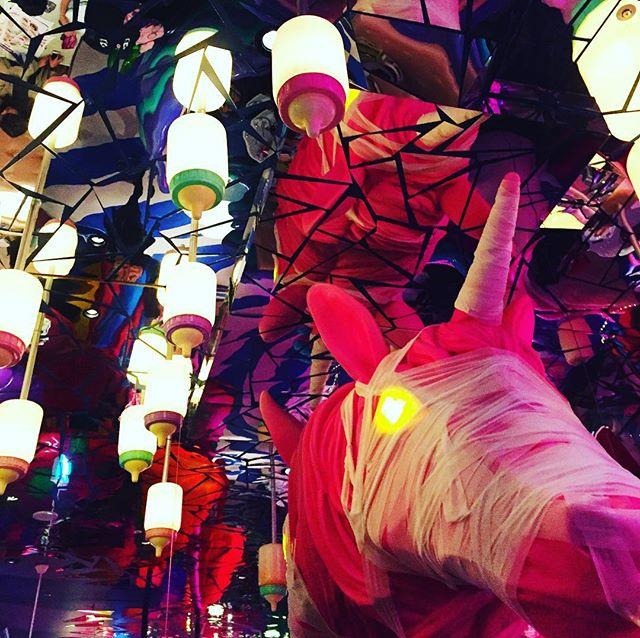 🍭❤️ #tokyo #shibuya #kawaii #kawaiimonstercafe #japan