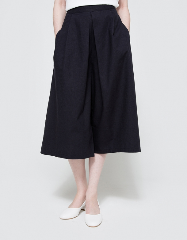 Pleated Culotte | Stelen | On Sale $67