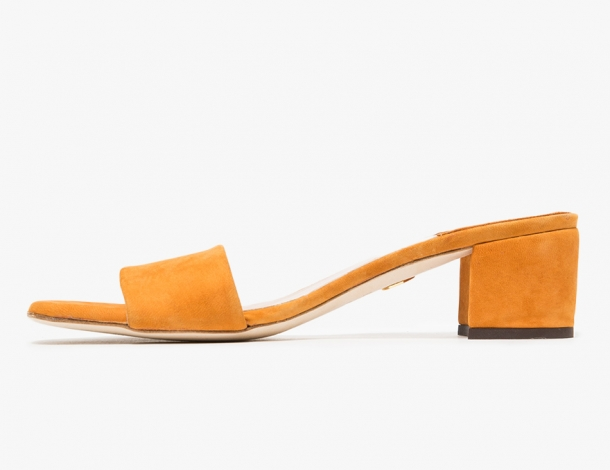 Saffron Solt Sandal | Brother Vellies | On Sale $283