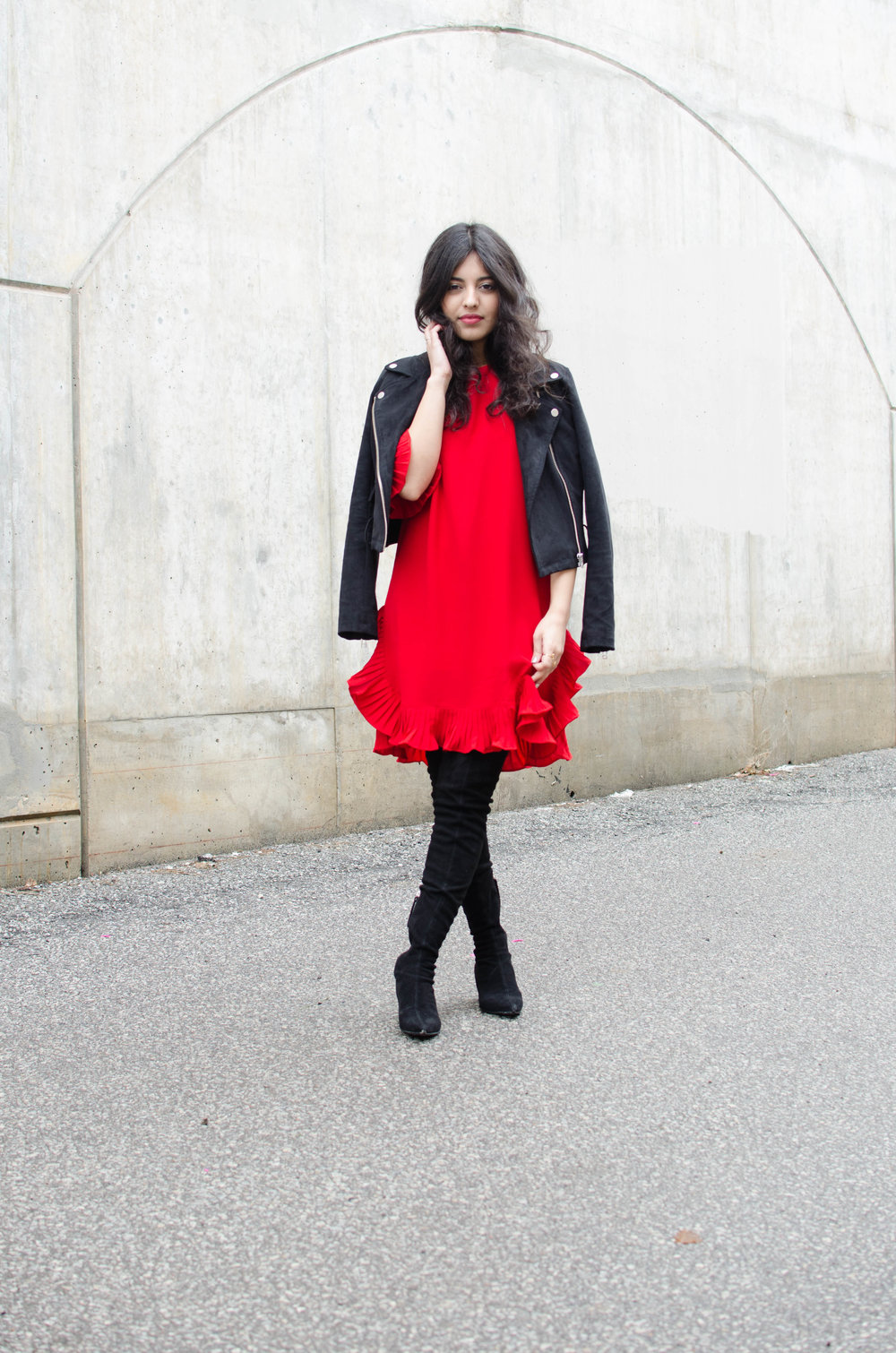 red-dress-stylewe-fashionibble