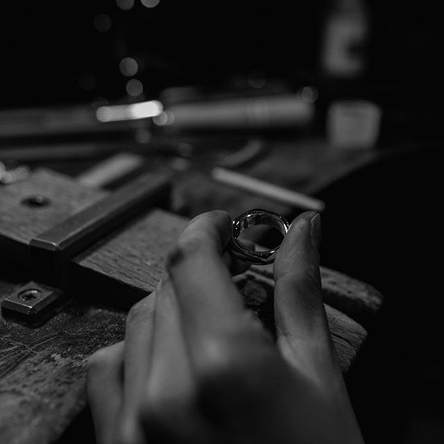 Our jewelry is carefully produced by hand in the studio, located in Tokyo, Japan for preeminent quality.   #keishigenaga #artisanjewelry #handcraftjewelry #finejewelry #sterlingsilver #silver925 #madeintokyo #madeinjapan