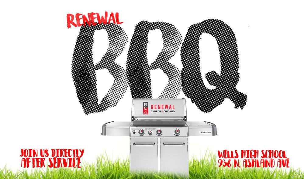 Renewal BBQ